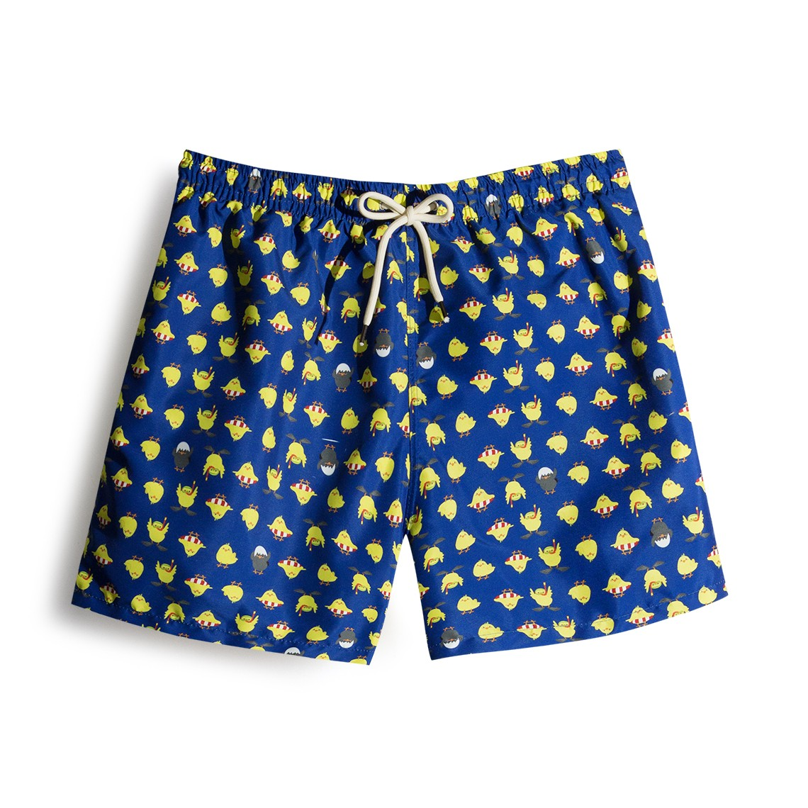 Chicken Dark Blue Swim short