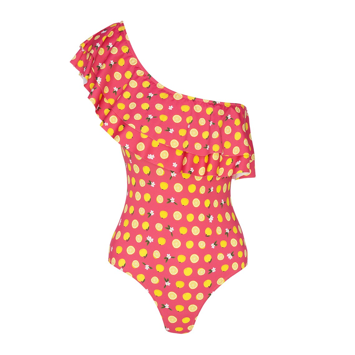 Limited Edition Woman swimsuit Pink Grapefruit