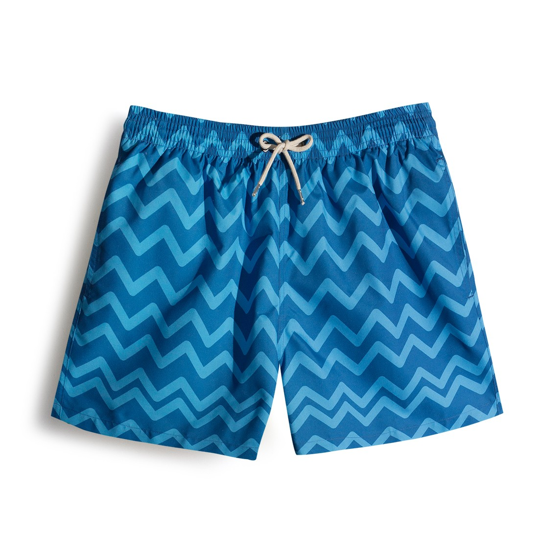 Swim short Blue Lines