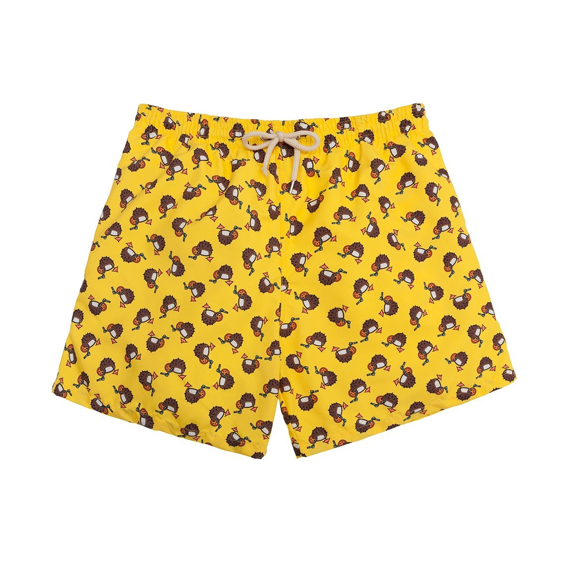 Swim short Yellow Coconuts