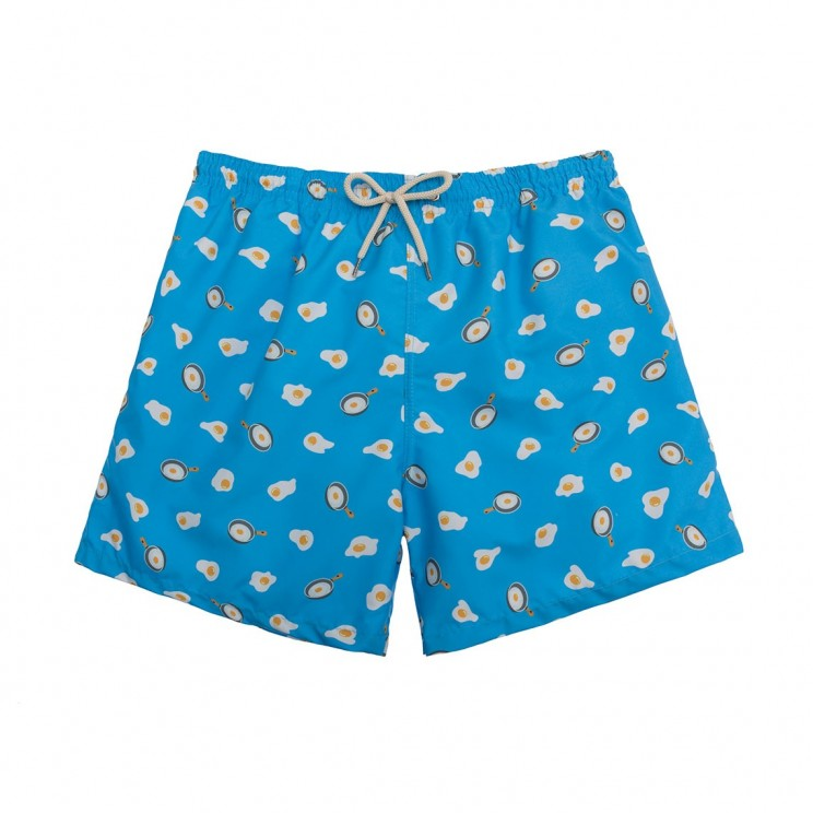 Swim short Blue Eggs