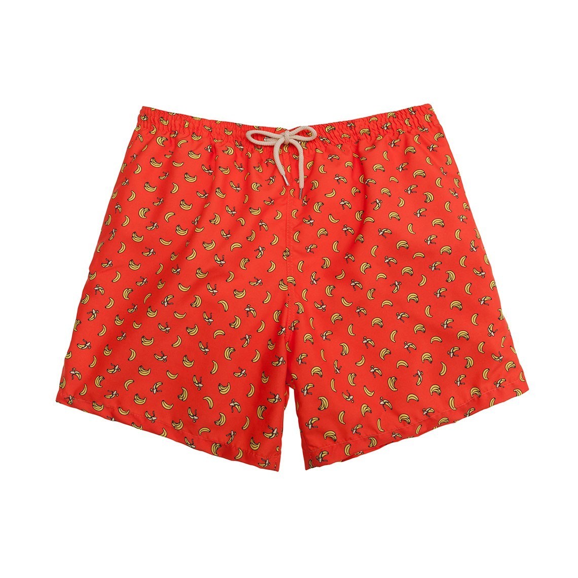 Swim short Orange Bananas