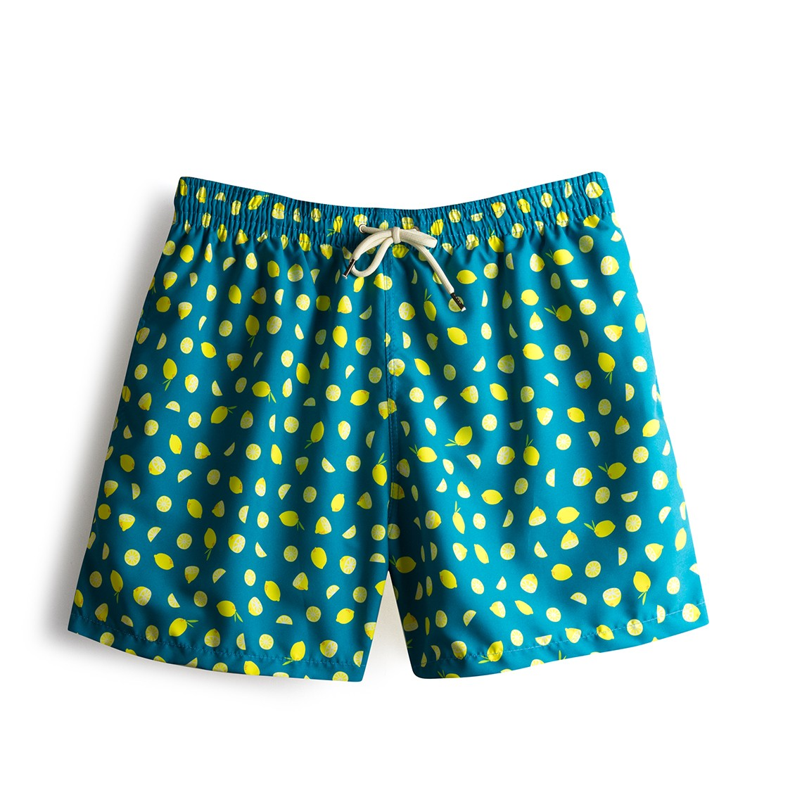 Swim short Green Lemons