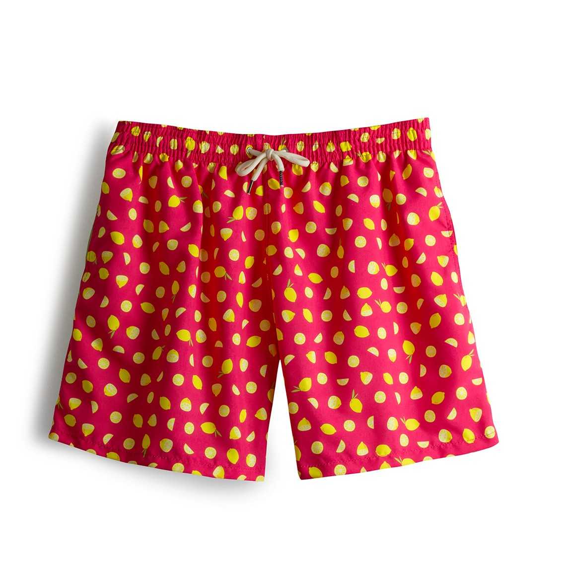 Swim short Red Lemons