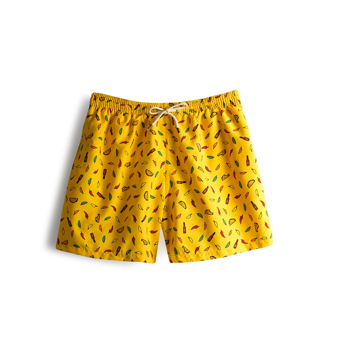 Swim short  Yellow Tacos