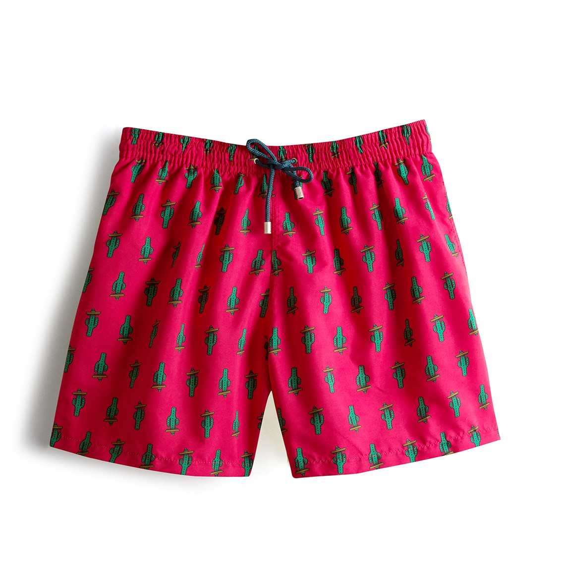 Throwback Limited Edition Strawberry Cactus Swim Short